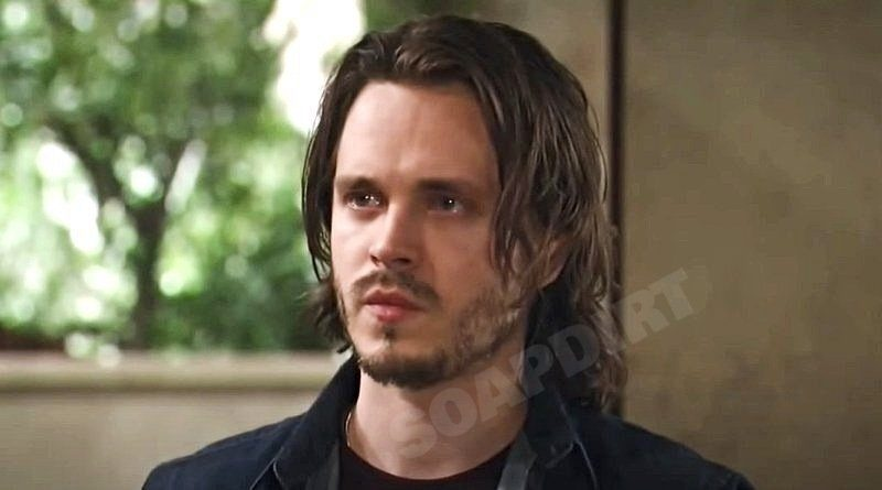 General Hospital: Lucky Spencer (Jonathan Jackson)