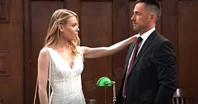 General Hospital Spoilers: Julian Jerome (William deVry) - Nelle Hayes (Chloe Lanier)