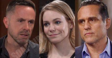 General Hospital Spoilers: Julian Jerome (William deVry) - Nelle Hayes (Chloe Lanier) - Sonny Corinthos (Maurice Benard)