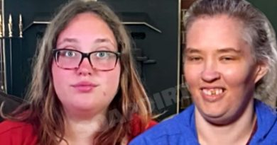 Mama June: From Not To Hot - June Shannon - Pumpkin Shannon