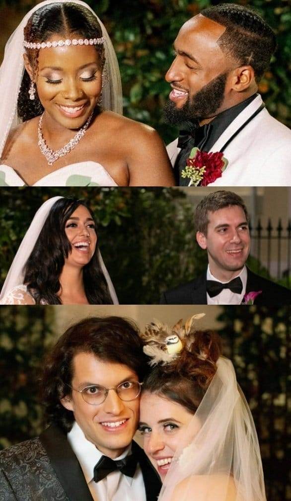 Married at First Sight New Orleans: Names