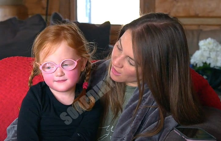 OutDaughtered: Hazel Grace Busby - Danielle Busby