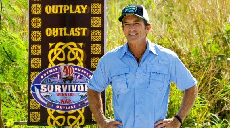 Survivor 41: Jeff Probst