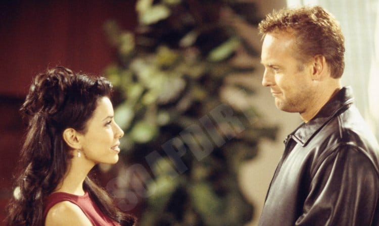 Young and the Restless Comings & Goings: Paul Williams (Doug Davidson) - Isabella Brana (Eva Longoria)