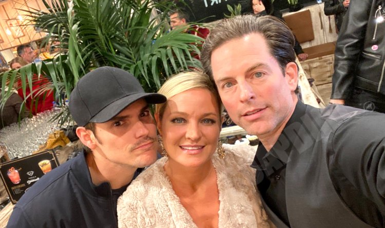 Young and the Restless Spoilers: Adam Newman (Mark Grossman) - Sharon Newman (Sharon Case) - Michael Muhney