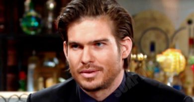 Young and the Restless Comigns and Goings: Theo Vanderway (Tyler Johnson)