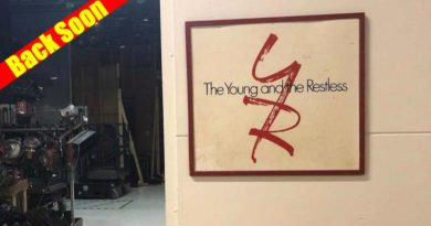 Young and the Restless resume filming