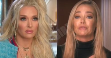 Real Housewives of Beverly Hills: Erika Jayne - Denise Richards