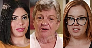 90 Day Fiance: Larissa Dos Santos Lima - Debbie Johnson - Jess Caroline - Happily Ever After
