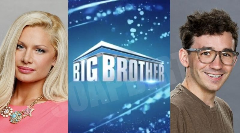 Big Brother 22: Ian Terry - Janelle Pierzina