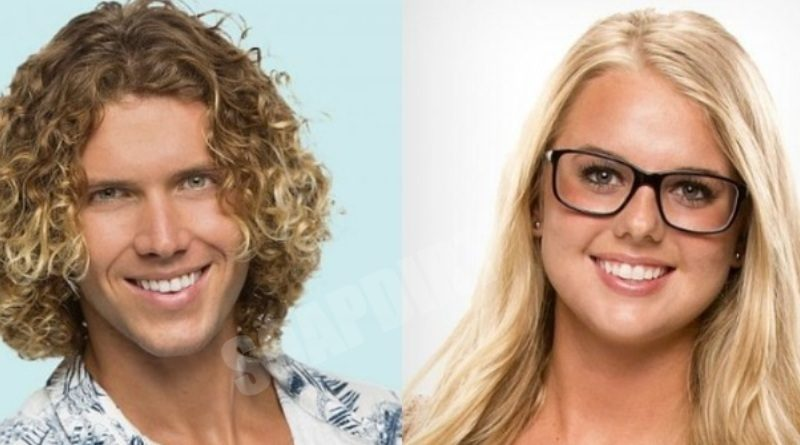 Big Brother: Tyler Crispen - Nicole Franzel
