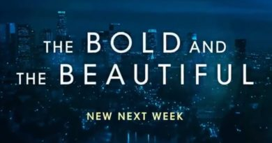 Bold and the Beautiful: First New Episode