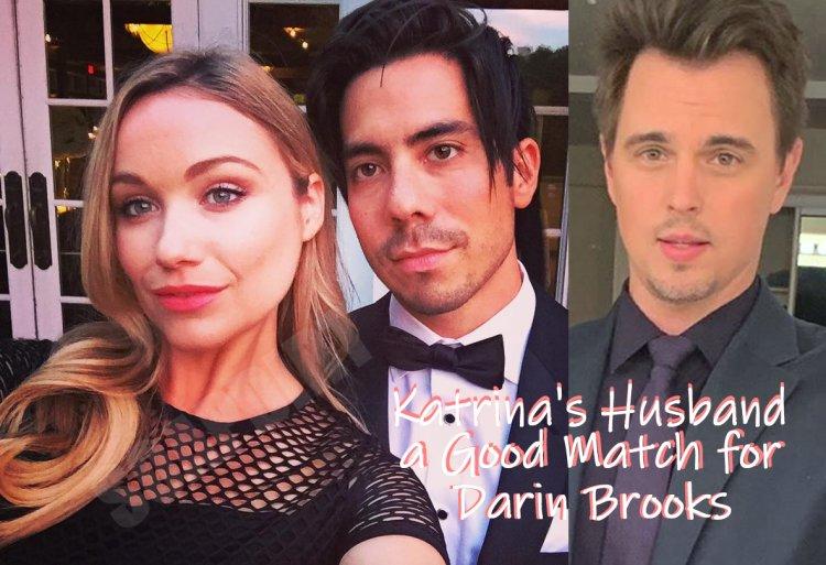 Bold and the Beautiful Spoilers: Flo Fulton (Katrina Bowden) - Husband Ben Jorgensen- Wyatt Spencer (Darin Brooks)