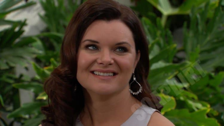 Bold and the Beautiful Spoilers: Katie Logan (Heather Tom)
