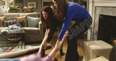 Bold and the Beautiful Spoilers: Flo Fulton (Katrina Bowden) - Penny Escobar (Monica Ruiz) - Sally Spectra (Courtney Hope)