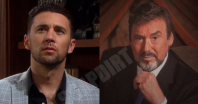 Days of Our Lives Spoilers: Chad DiMera (Billy Flynn) - Stefano DiMera (Joseph Mascolo)