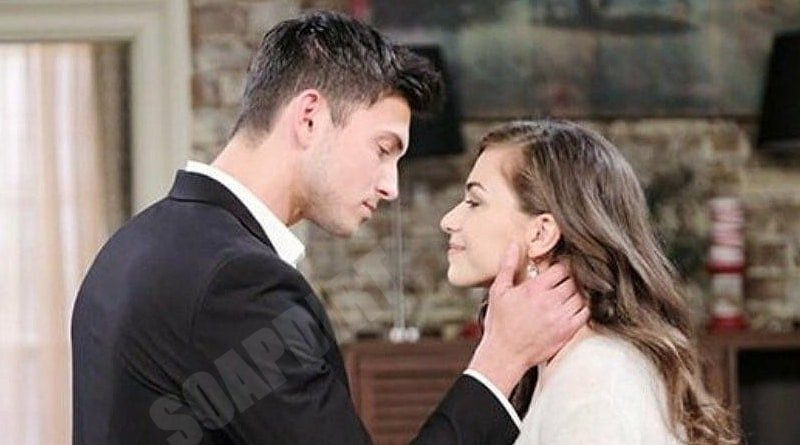 Days of our Lives Comings & Goings: Ben Weston (Robert Scott Wilson) - Ciara Brady (Victoria Konefal)