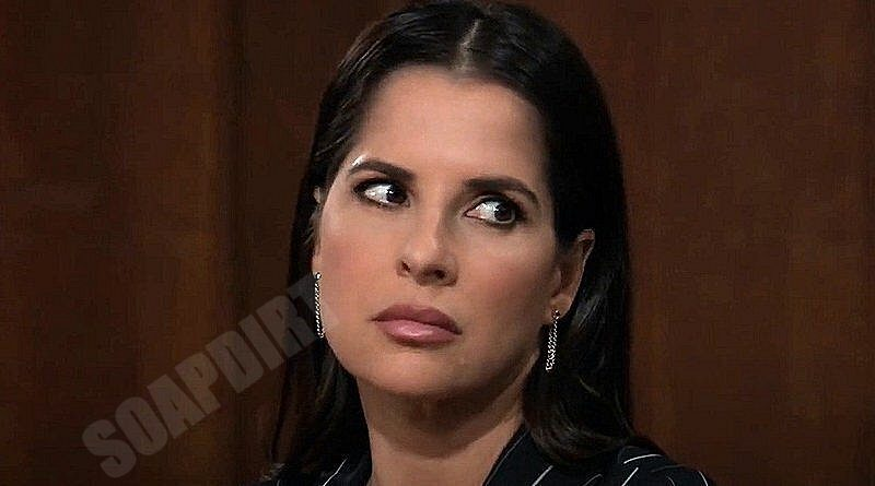 General Hospital: Sam McCall (Kelly Monaco)