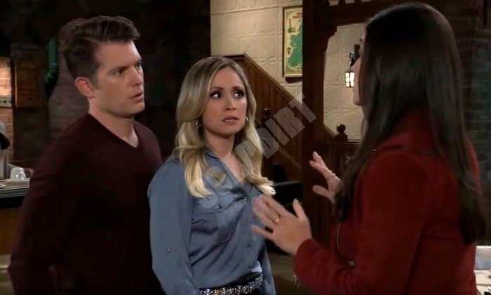 General Hospital Spoilers: Dustin Phillips (Mark Lawson) - Lulu Spencer (Emme Rylan) - Brook Lynn Ashton (Amanda Setton)