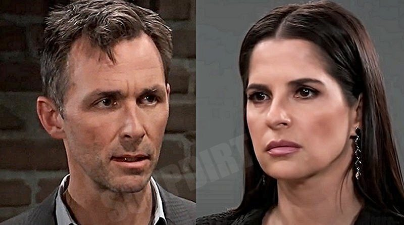 General Hospital Spoilers: Valentin Cassadine (James Patrick Stuart) - Sam McCall (Kelly Monaco)