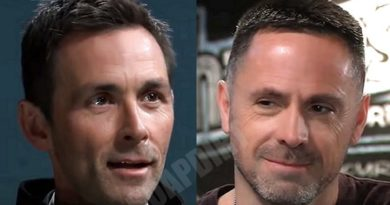 General Hospital: Valentin Cassadine (James Patrick Stuart) - Julian Jerome (William deVry)