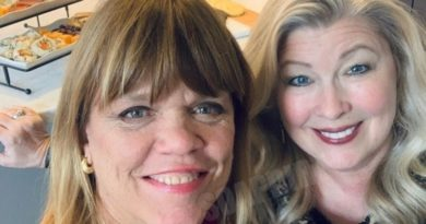 Little People Big World: Amy Roloff - Lisa