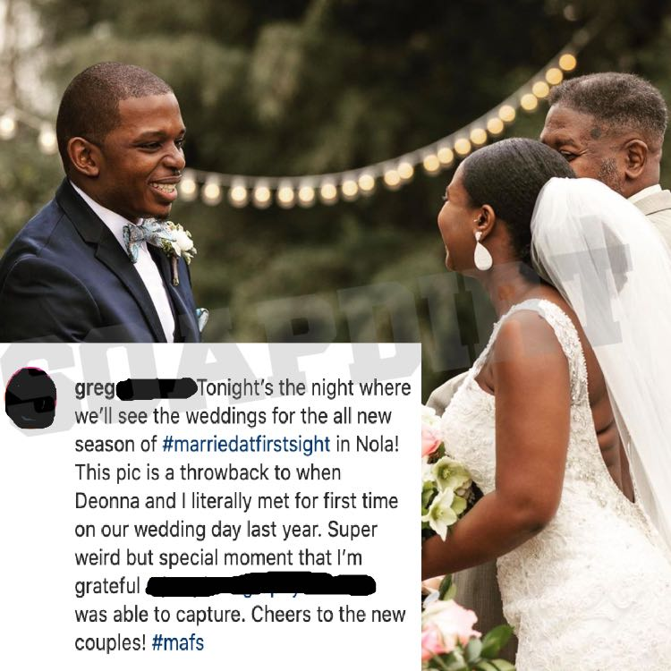 Married at First Sight: Greg Okotie - Deonna McNeill