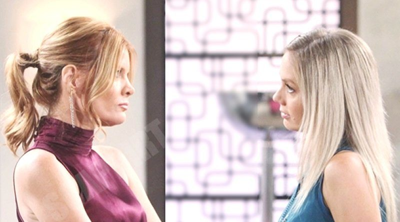 Young and the Restless: Phyllis Summers (Michelle Stafford) - Abby Newman (Melissa Ordway)