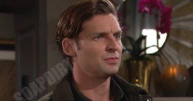 Young and the Restless: Phillip Chancellor IV - Chance Chancellor - (Danny Boaz)