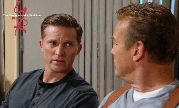 Young and the Restless Comings Goings: Dylan McAvoy (Steve Burton) - Paul Williams (Doug Davidson)