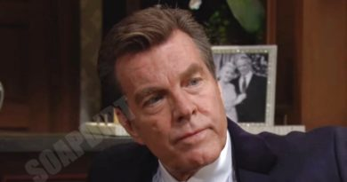 Young and the Restless: Jack Abbott (Peter Bergman)