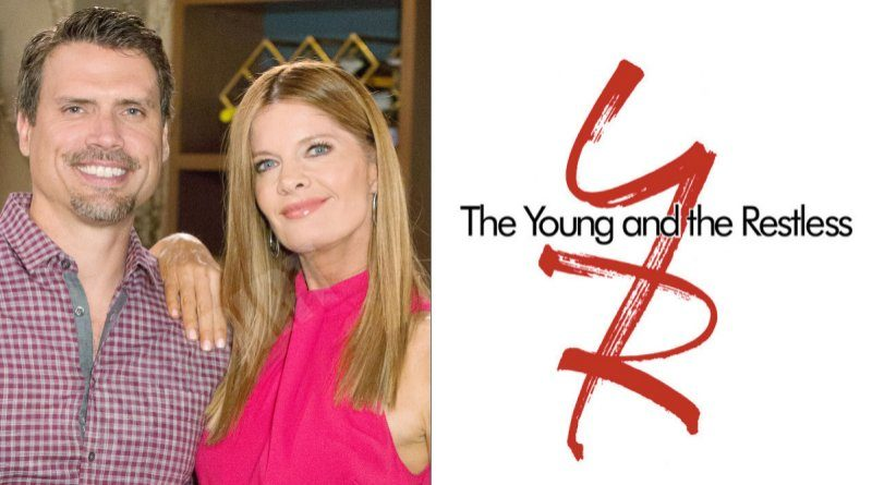 Young and the Restless: Nick Newman (Joshua Morrow) - Phyllis Summers (Michelle Stafford)