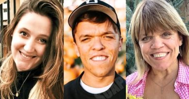 Little People, Big World: Tori Roloff - Zach Roloff - Amy Roloff
