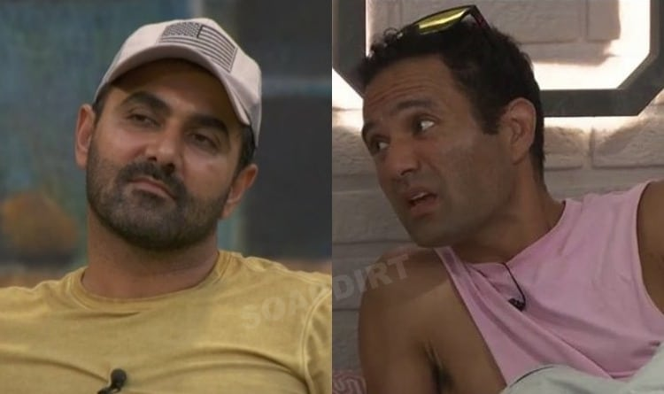 Big Brother: Kaysar Ridha - Kevin Campbell