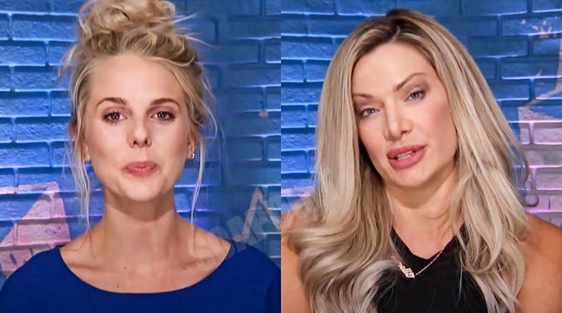Big Brother: Nicole Franzel - Janelle Pierzina