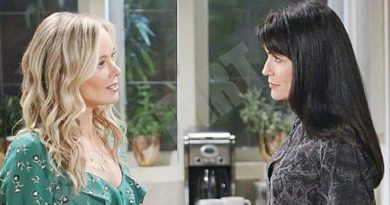 Bold and the Beautiful Spoilers: Donna Logan (Jennifer Gareis) - Quinn Fuller (Rena Sofer)