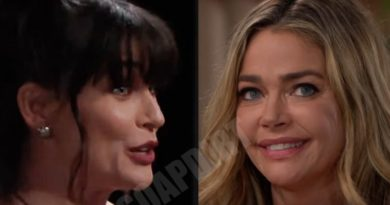 Bold and the Beautiful Spoilers: Shauna Fulton (Denise Richards) - Quinn Fuller (Rena Sofer)