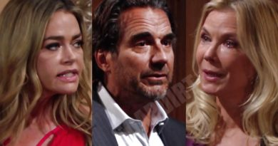 Bold and the Beautiful Spoilers: Shauna Fulton (Denise Richards) - Brooke Logan (Katherine Kelly Lang) - Ridge Forrester (Thorsten Kaye)