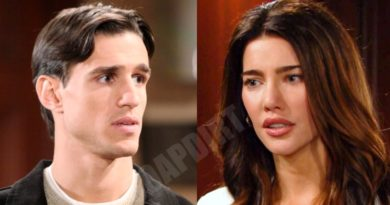 Bold and the Beautiful Spoilers: Steffy Forrester (Jacqueline MacInnes Wood) - Vinny Walker (Joe LoCicero)