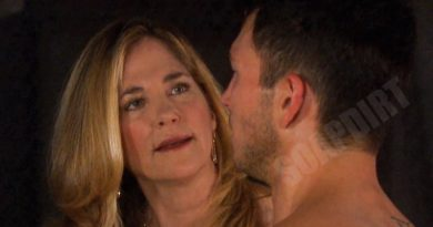 Days of Our Lives Spoilers: Eve Donovan (Kassie DePaiva) - Ben Weston (Robert Scott Wilson)