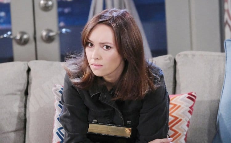 Days of Our Lives Spoilers: Gwen (EMily O'Brien)
