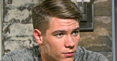 Days of our Lives Spoilers: Tripp Dalton - (Lucas Adams)