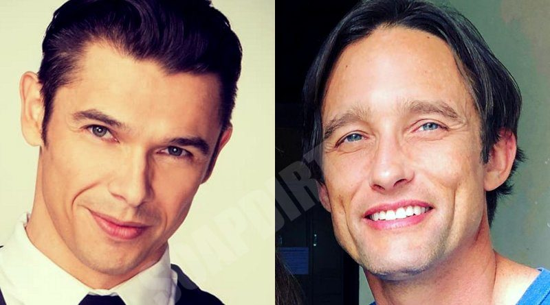 Days of Our Lives Spoilers: Xander Cook (Paul Telfer) - Philip Kiriakis (Jay Kenneth Johnson)