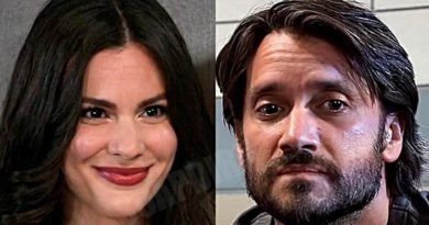 General Hospital Comings And Goings: Brook Lynn Ashton (Briana Lane) - Dante Falconeri (Dominic Zamprogna)