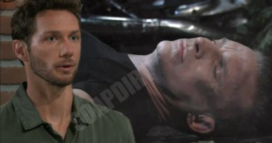 General Hospital Spoilers: Brando Corbin (Johnny Wactor) - Jason Morgan (Steve Burton)