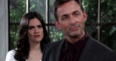 General Hospital Spoilers: Valentin Cassadine (James Patrick Stuart) - Brook Lynn Ashton (Briana Lane)