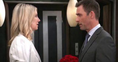 General Hospital Spoilers: Valentin Cassadine (James Patrick Stuart) - Nina Reeves (Cynthia Watros)