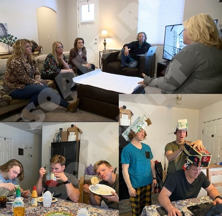 Sister Wives: Janelle Brown Small House