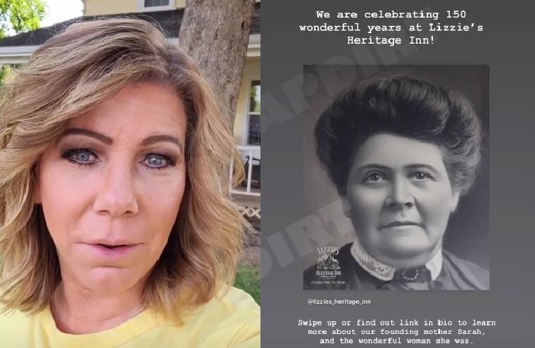 Sister Wives: Meri Brown's Lizzie's Heritage Inn