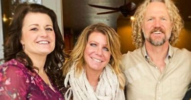 Sister Wives: Robyn Brown - Meri Brown - Kody Brown